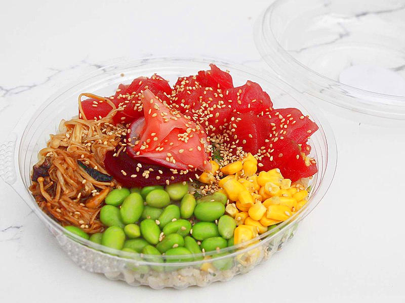 Poke Bar The Best Poke Restaurant Near Me